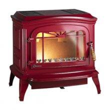 Печь камин INVICTA Bradford (красный)