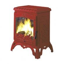 Печь камин INVICTA Chambord (красный)