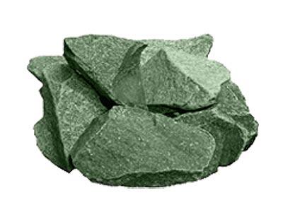 Камни для бани ЖАДЕИТ колотый 5 кг
