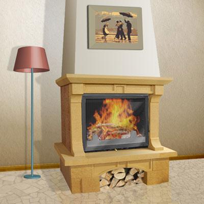 Камины и облицовки мета дымоходы для газовых котлов отопления купить