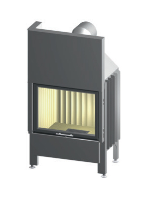 Топка камина SPARTHERM Varia 1Vh Linear 4S