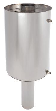 Бак 50 литров, круглый