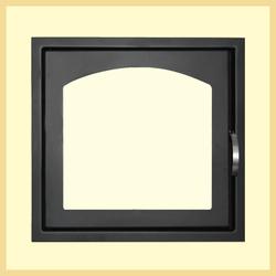 Дверь каминная ДК555-1А