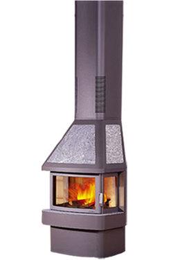 Печь камин Contura 450T:10