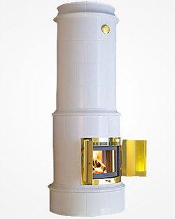 Печь теплонакопительная Contura Allmoge 521