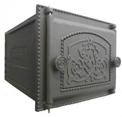 Духовка чугунная с окрашеной дверкой ДТ-6А RLK 8314