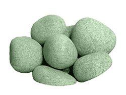 Камни для бани ЖАДЕИТ шлифованный 10 кг