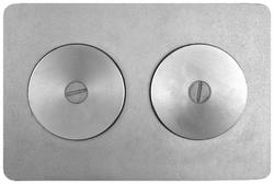 Плита двухконфорочная П2-7А (510*340)