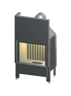 Топка камина SPARTHERM Varia 1Vh Linear 3S