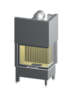 Топка камина SPARTHERM Varia 2Rh Linear 4S