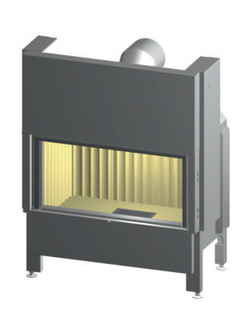 Топка камина SPARTHERM Varia Ah Linear 3S