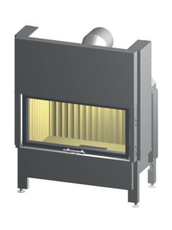 Топка камина SPARTHERM Varia Ah Linear 4S
