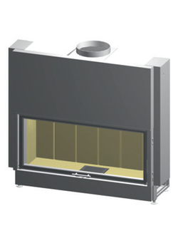 Топка камина SPARTHERM Varia B120h Linear 4S