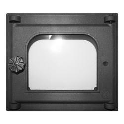 Дверь топочная FIREWAY К-301; 250*210