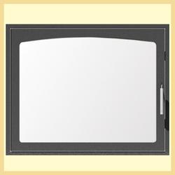 Дверь каминная ДК720-1А