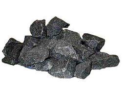 Камни для бани Габбро-диабаз колотый 20 кг