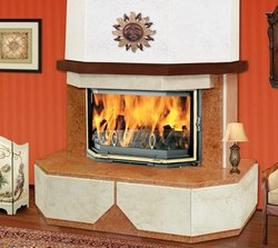 Облицовка камина ALMADORE Lotus Rosso