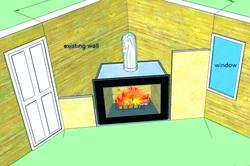 Новые Советы-Ответы: отопление 2х смежных комнат в летнем доме от 60м2